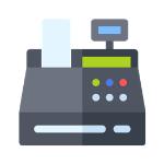 Cash register only
