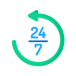 24 access